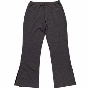 NIKE Wide Leg Joggers Lounge Pants Size M